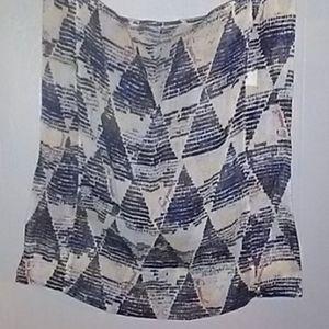 😸5/$25 Free people shopping bag